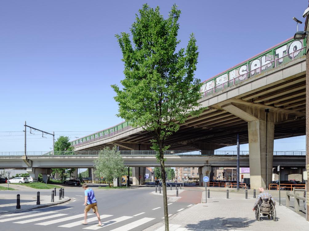 viaduct Gentbrugge